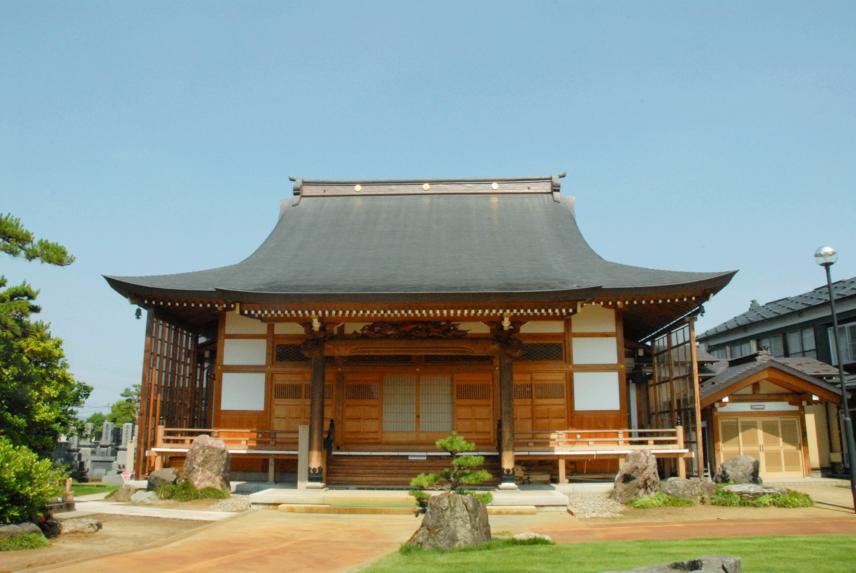 西福寺本堂改築工事
